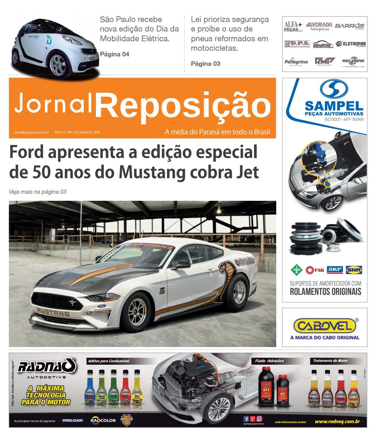 b9c44004f710e JORNAL REPOSIÇÃO DIGITAL  134 by Jornal Reposição - issuu