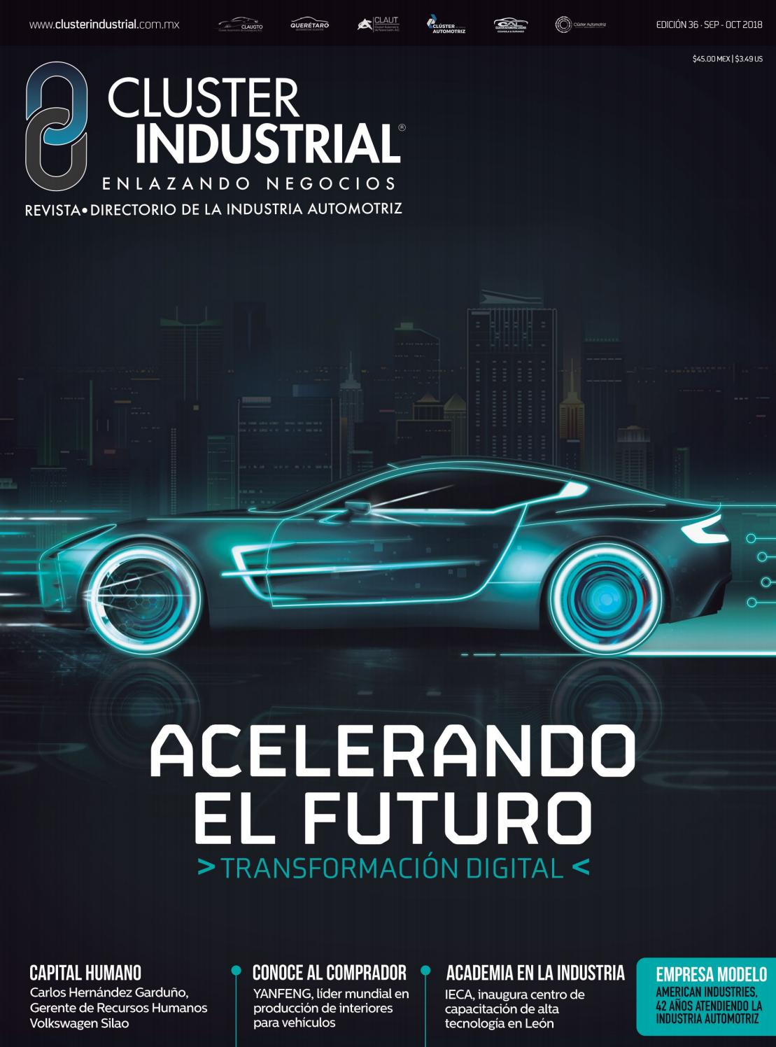 Cluster Industrial   Ed. 36 by Cluster Industrial - issuu