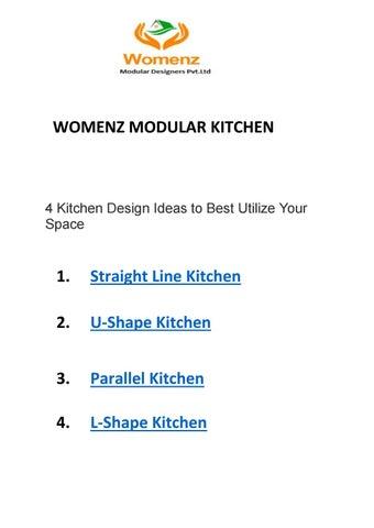 Womenz Modular Designers Pvt Ltd By Womenz Modular Designers Issuu