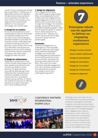 Page 27 of Why the attendee experience matters