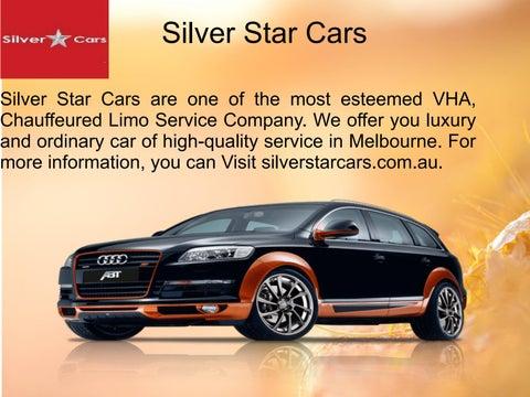 Wedding Car Hire Melbourne By Silver Star Cars Issuu