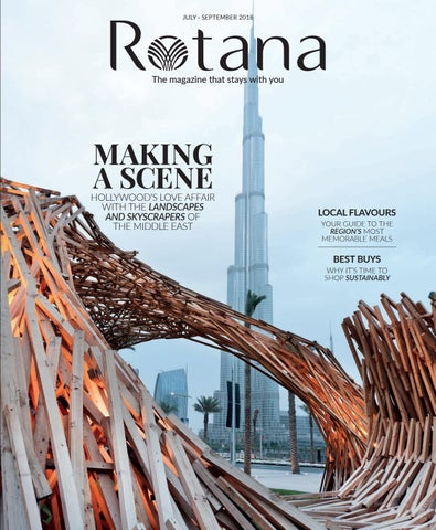 375dbc420 Rotana July-September 2018 by Rotana Magazine - issuu