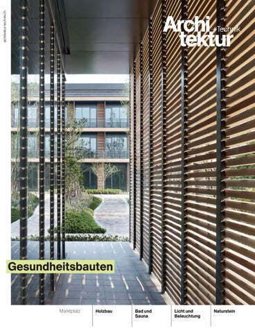 Architektur+Technik 07 2018 by BL Verlag AG issuu