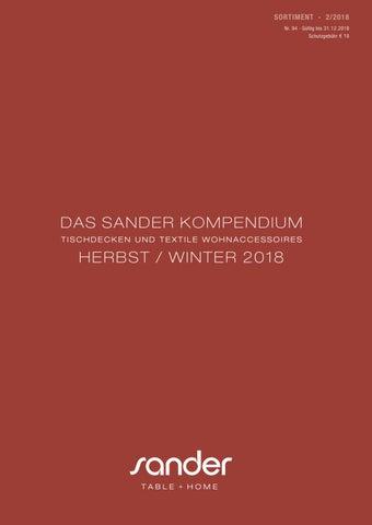 Sander Textile Table + Home | Versloot-Versloot.nl by ...