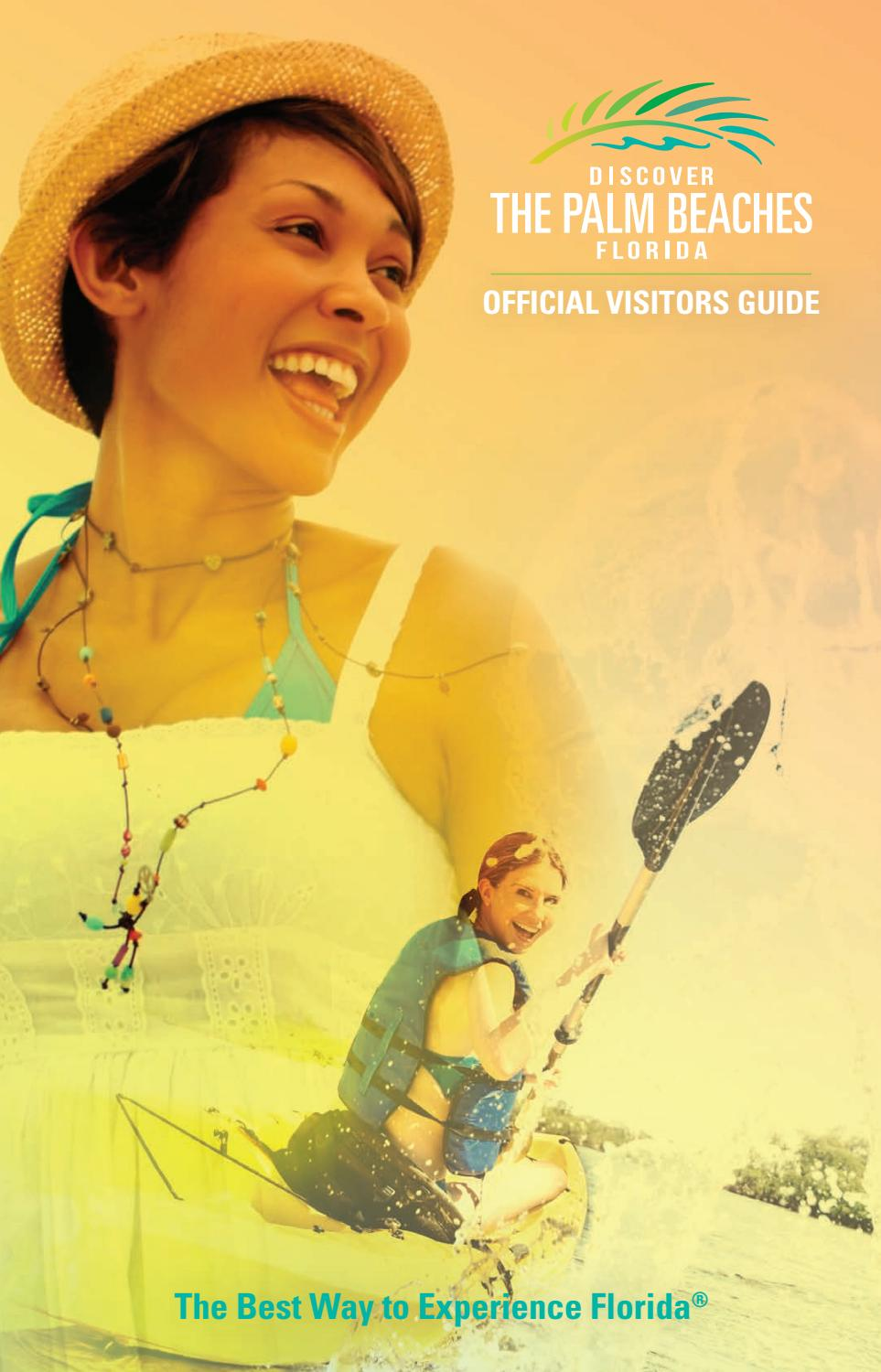 e4a581b5 Discover The Palm Beaches Visitors Guide 2018 by Passport Publications &  Media Corporation - issuu