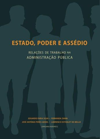 Livro Estado Poder E Assédio By Apufpr Ssind Issuu