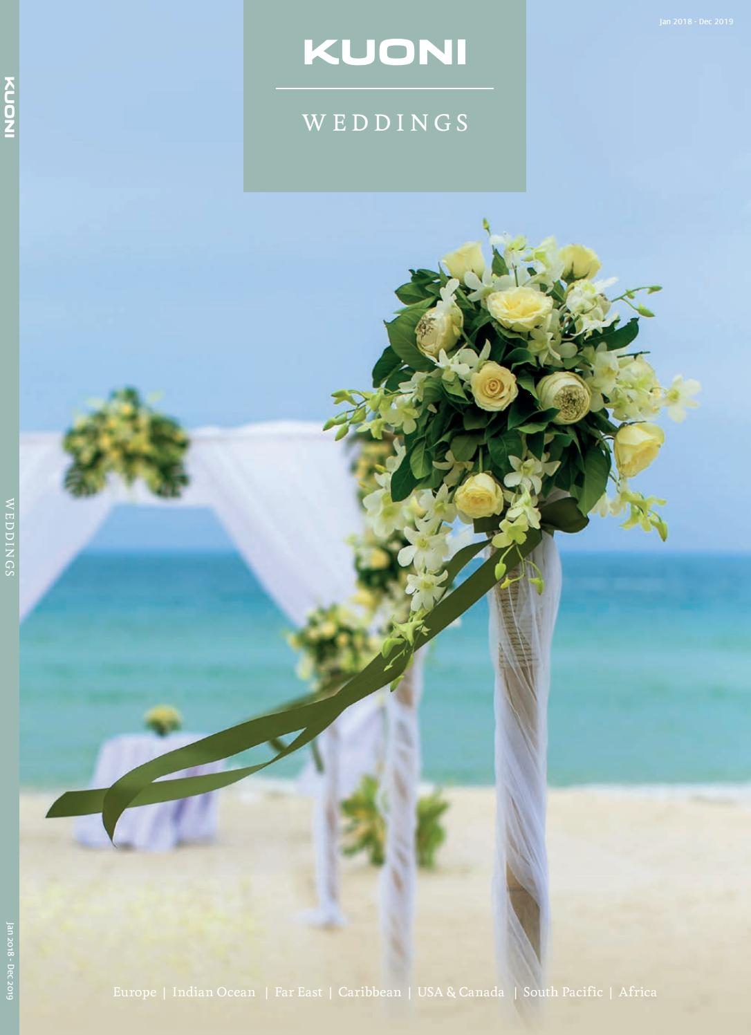 Kuoni Weddings By Travel Designers Issuu