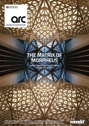 arc August/September 2018 - Issue 105 by Mondiale Media - issuu