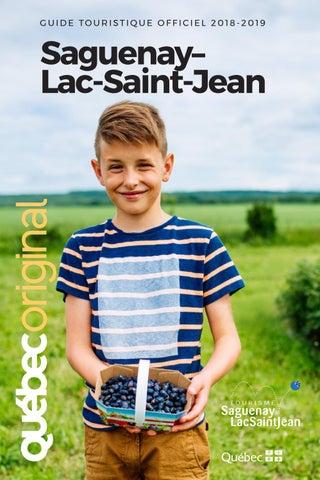 a69c4856c604 Brochure Section Saguenay by Tourisme Saguenay-Lac-Saint-Jean ...