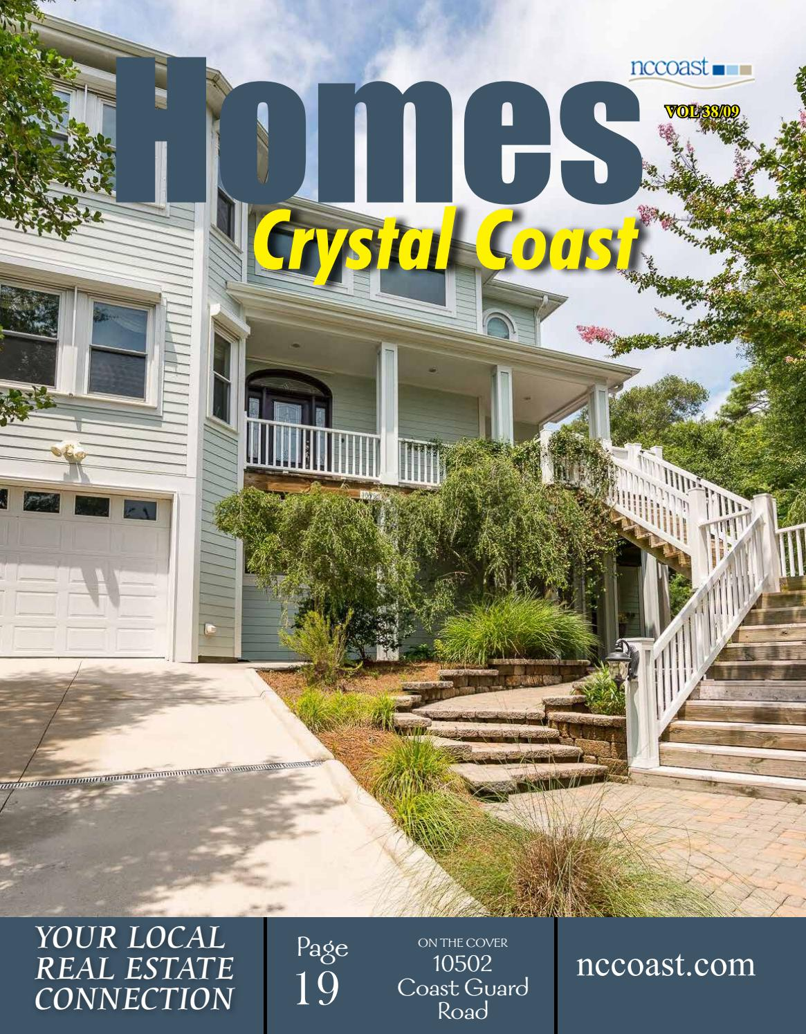 Crystal Coast Homes September 2018 By