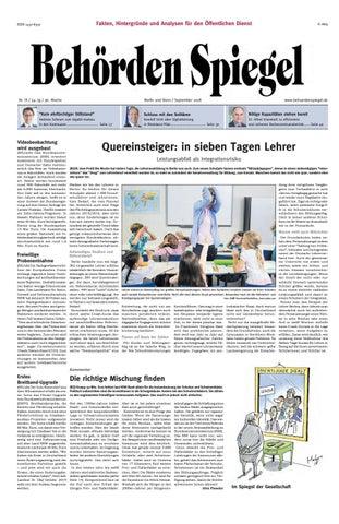 Behörden Spiegel September 2018 by propress - issuu