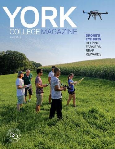 York Magazine   Volume 2 by York College of PA - issuu