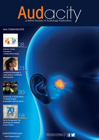 Audacity Issue 12 by Audacity magazine - issuu