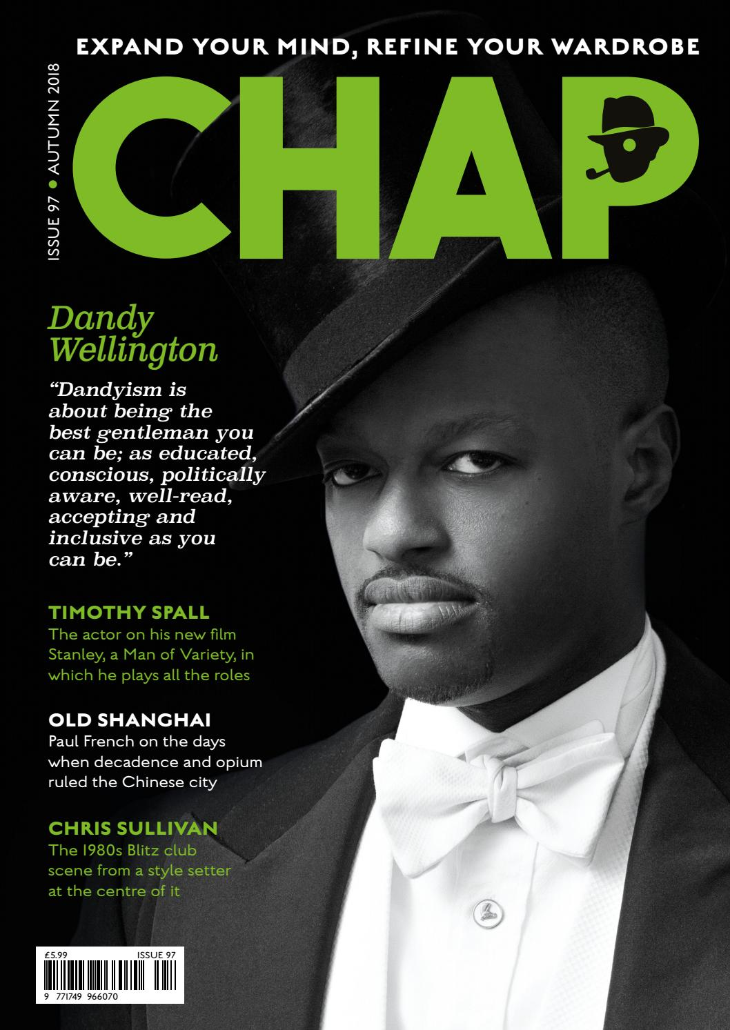 558ba6df17a9 The Chap Issue 97 by thechap - issuu