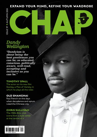 35d57ca93fec5a The Chap Issue 97 by thechap - issuu