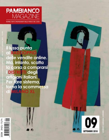 Pambianco magazine 9 XIV by Pambianconews - issuu 558d78ec470