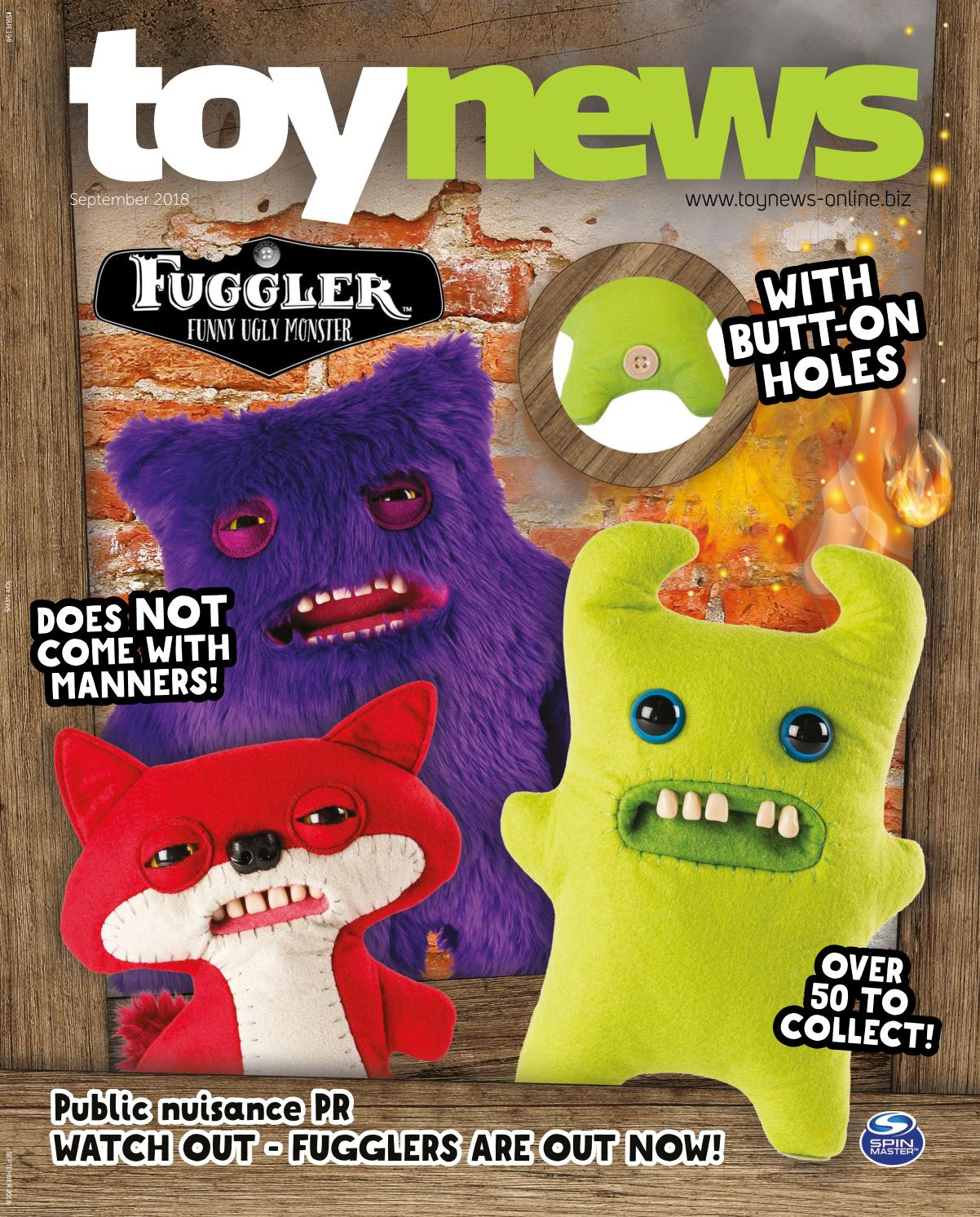 Toynews September 2018 By Future Plc Issuu Game Show Buzzer Find Great Deals On Ebay For Quiz