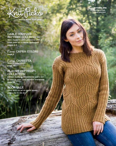 862a26798 Knit Picks OC18 Online Catalog by Crafts Americana Group - issuu