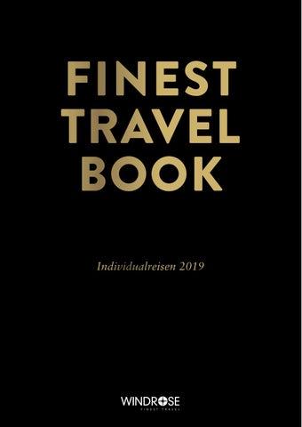WINDROSE Finest Travel Book | Individualreisen 2019 by WINDROSE ...