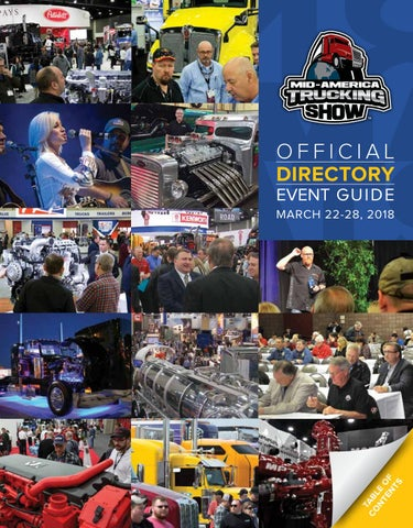 2018 Mid-America Trucking Show Digital Directory by Mid