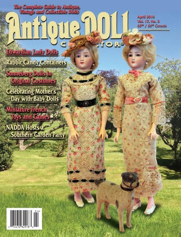 775e35d0729 2010 ANNUAL by Antique Doll Collector Magazine - issuu