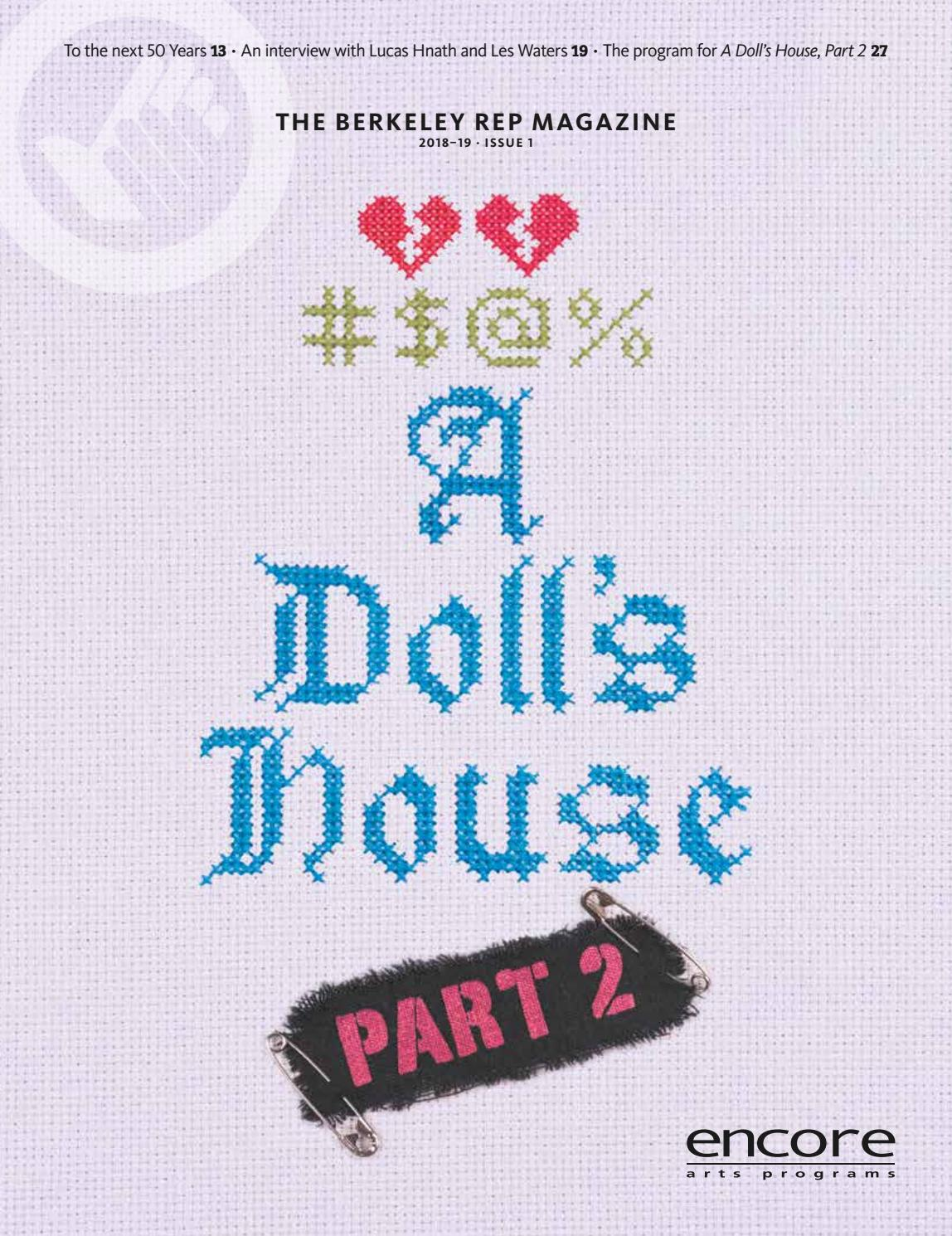 e12d8956159e Berkeley Rep  A Doll s House