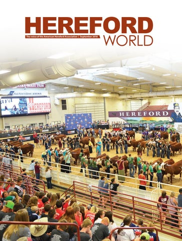American Hereford | September 2018 Archives - American Hereford