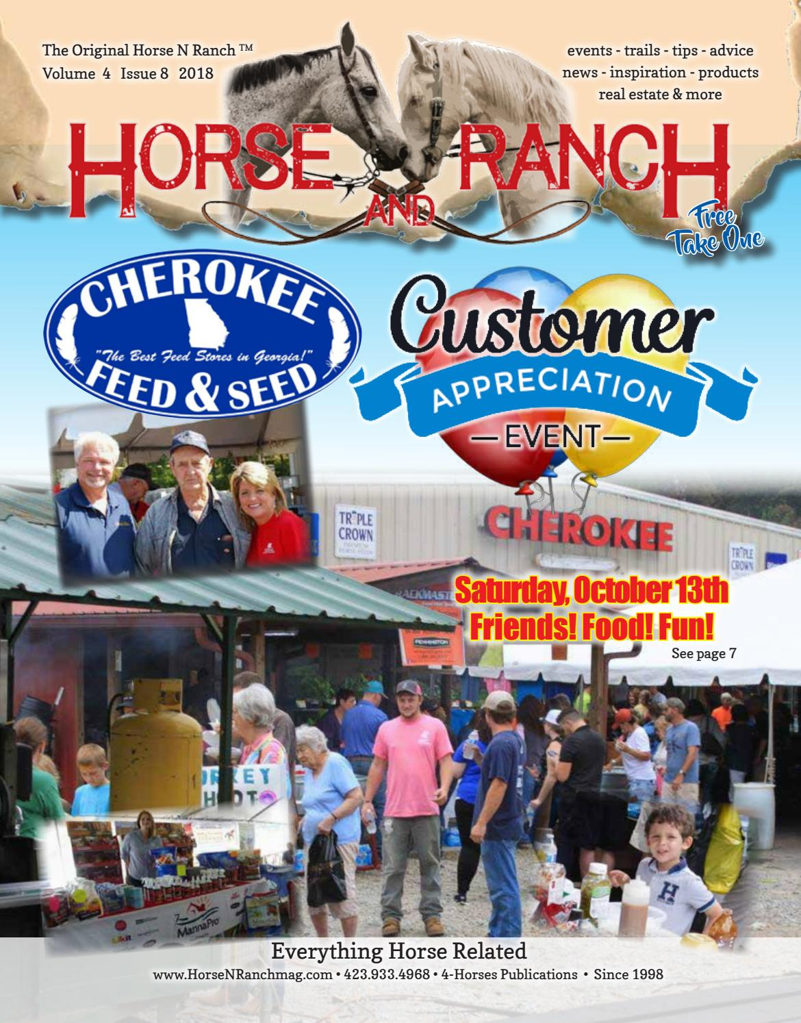 Horse N Ranch Sept 2018 by Horse & Ranch - issuu
