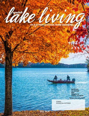 Upstate Lake Living - Fall 2018 by EDWARDS PUBLICATIONS - issuu