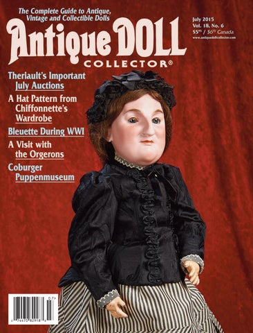 July 2015 by Antique Doll Collector Magazine - issuu aa27ce1642bf