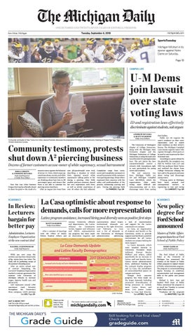 2018-09-04 by The Michigan Daily - issuu b27715a53a75d