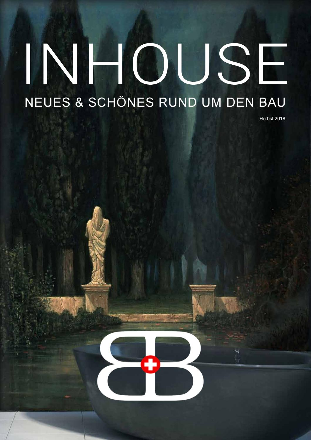 Inhouse Herbst 2018 By Baubiblech Issuu Promag Tablet Pro Farma