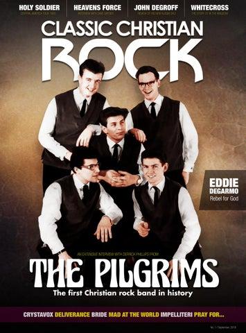 b95e1a87 Classic Christian Rock Zine No. 1 / september 2018 / THE PILGRIMS