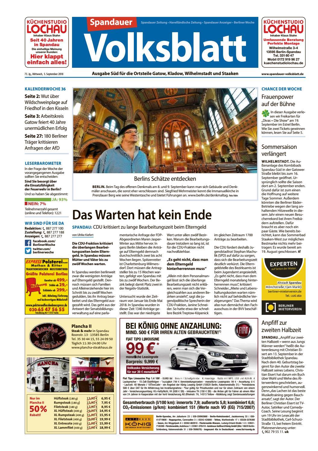 5a724b1d6d5a4 L28 Spandau Süd (Spandauer Volksblatt) by Berliner Woche - issuu