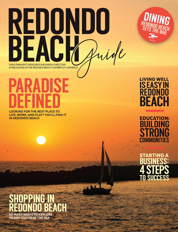 Redondo Beach Guide 2018 by Chamber Marketing Partners, Inc