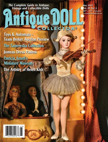 2a6655b640a May 2017 by Antique Doll Collector Magazine - issuu