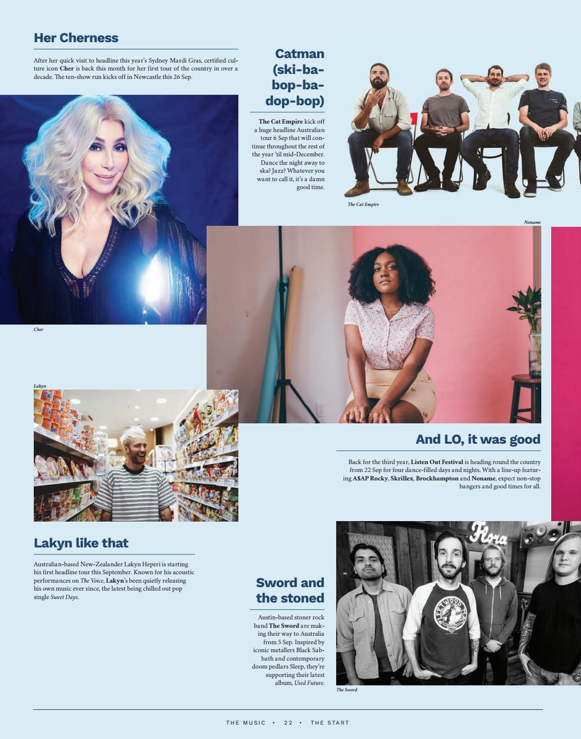 The Music (Melbourne) September Issue by TheMusic com au - issuu