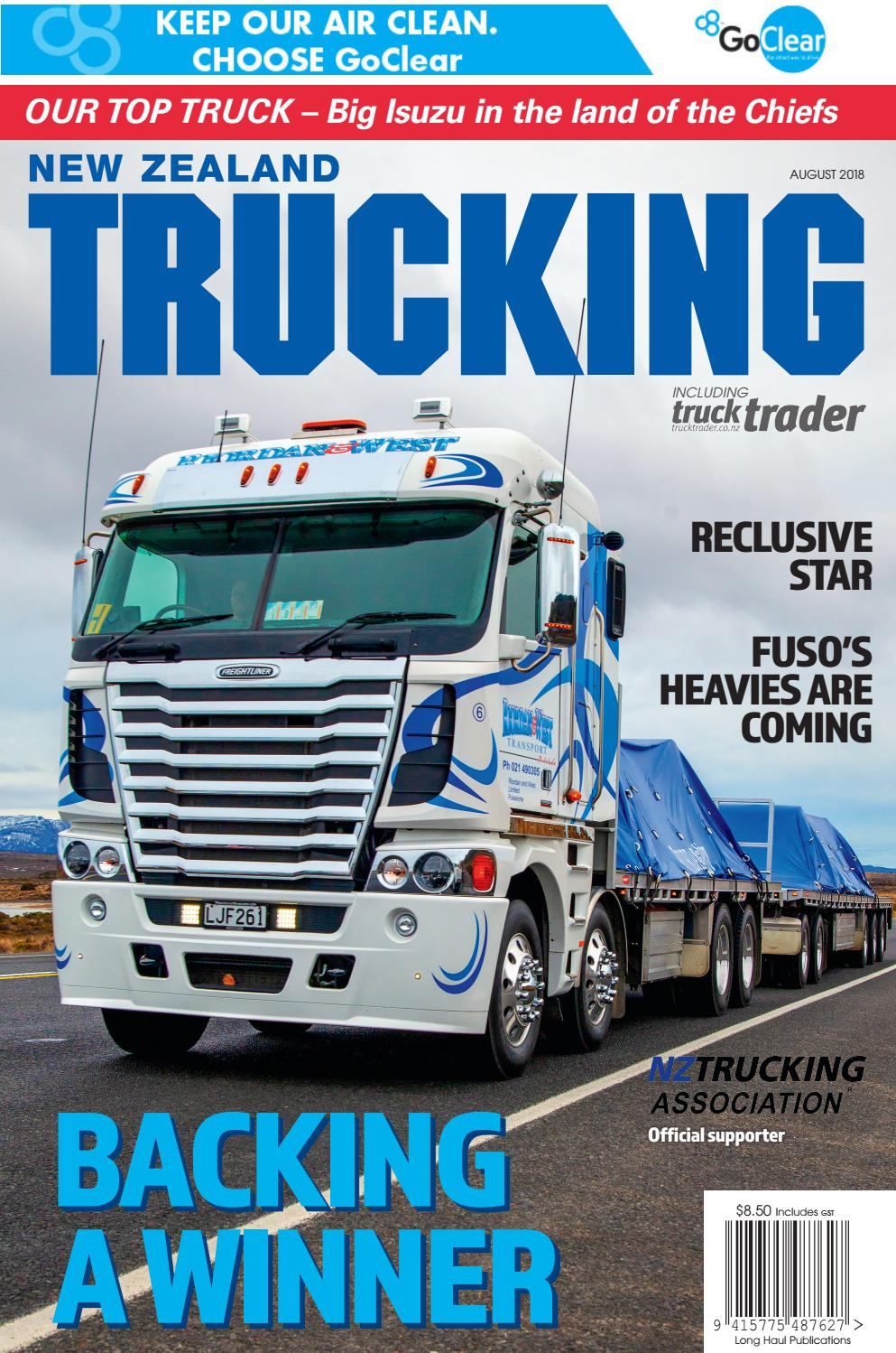 Mitsubishi Timing Marks Diagram 4m50 3atb New Zealand Trucking August Nztrucking Issuu 993x1498