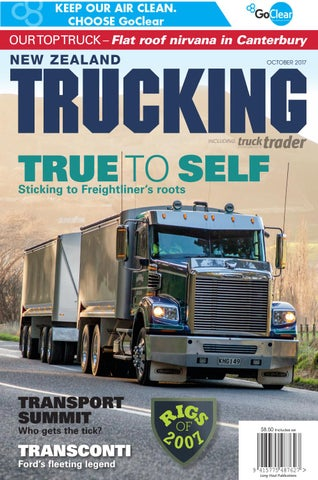 New Zealand Trucking October 2017 By NZTrucking Issuu