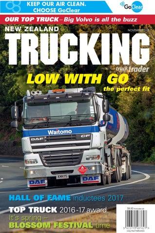 New Zealand Trucking November 2017 by NZTrucking - issuu