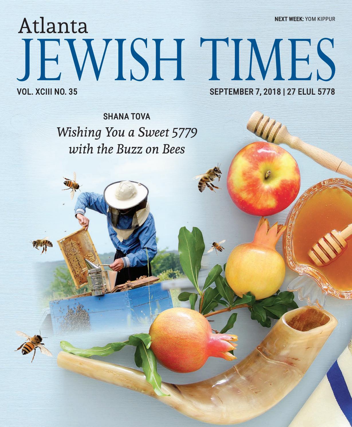 Atlanta Jewish Times Vol Xciii No 35 September 7 2018 By Uha Chocolate Milk Candy 103g Issuu
