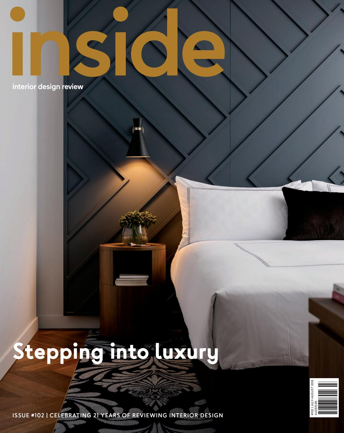 Inside Interior Design Review Issue 102 By Niche Media Issuu