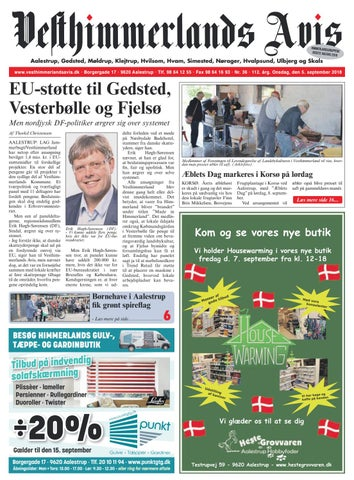 f4bc5fe6b2cc Vesthimmerlands Avis nr. 36 - 2018 by Vesthimmerlands Avis - issuu