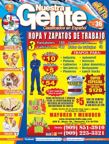 e361329799942 Nuestra Gente 2018 Edicion 36 Zona 5 by Nuestra Gente - issuu