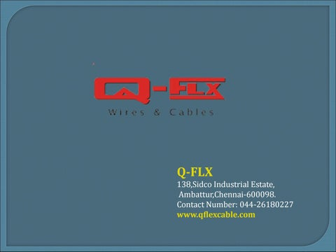 Wiring Harness Manufacturers in India - Qflx Cable by ... on