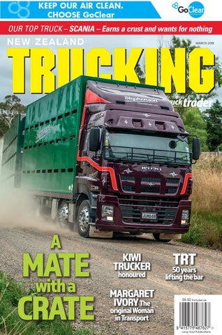 New Zealand Trucking March 2018 by NZTrucking - issuu