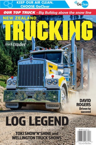 New Zealand Trucking June 2018 by NZTrucking - issuu