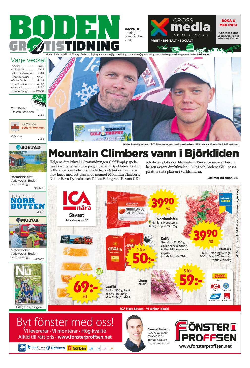 Iduns Vg 6B Norrbottens Ln, Boden - patient-survey.net