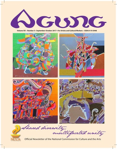 AGUNG Vol  XX Number 5 Sep-Oct 2017 by nccaofficial - issuu