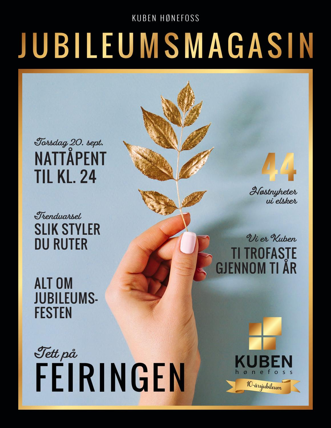 8eba2ca5 Kuben jubileumsmagasin 2018 by Centerteam - issuu